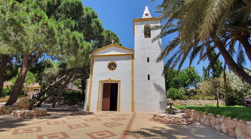 Finca Rebate chapel