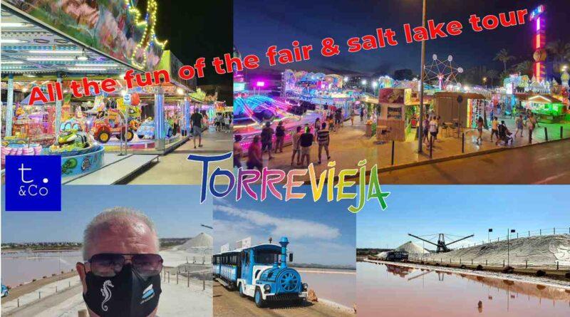 Torrevieja Salt Lake Video Cover