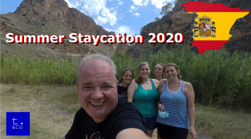 Our Spanish Staycation 2020