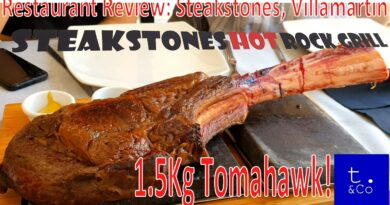 Steakstone Restaurant Review, Villamartin