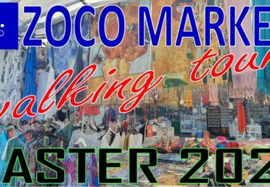 Zoco Market Walking tour