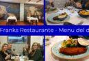 Franks Restaurante- Menu del dia review