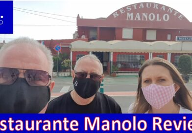 Restaurant Manolo review